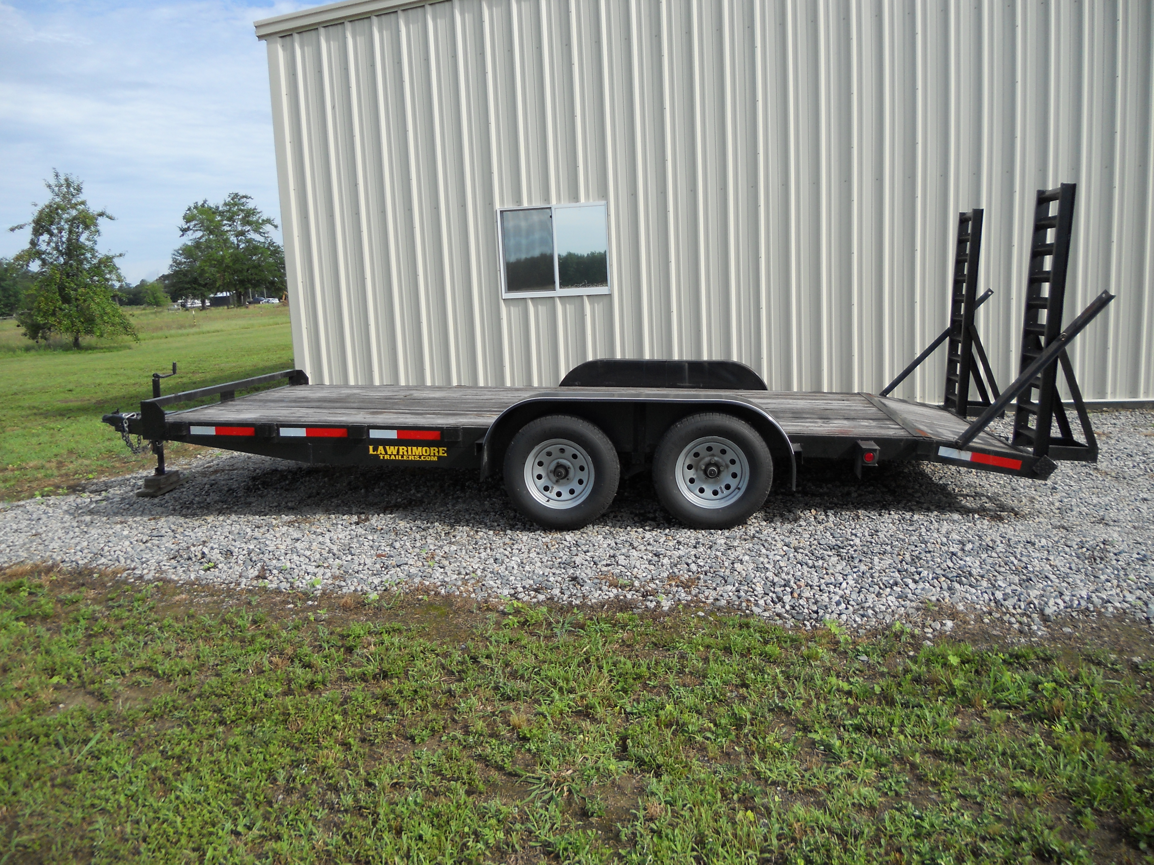 Trailer with 5 Star Tuning 5 Star Tuning
