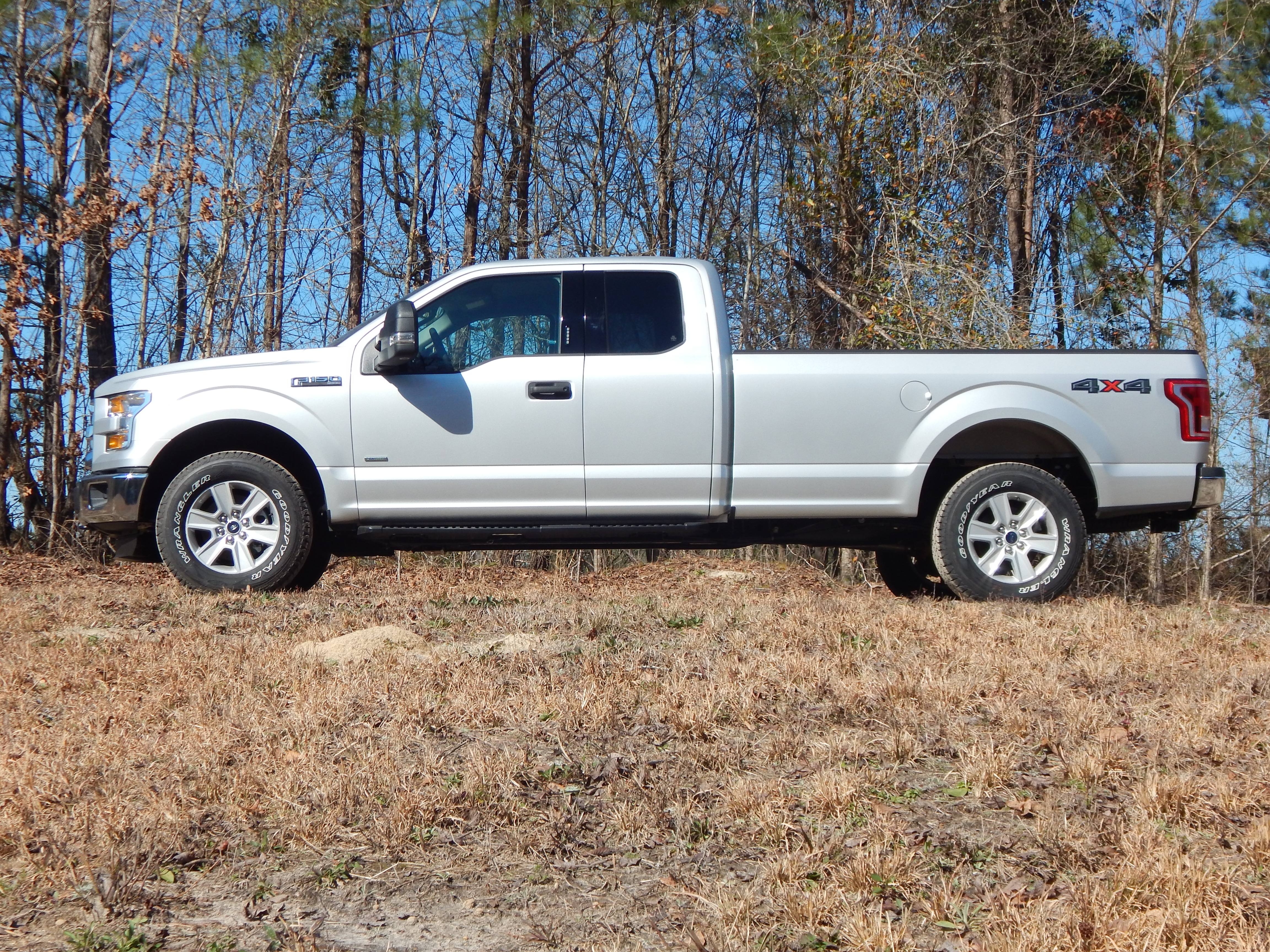 2016 F150 3 5l Eb Heavy Payload Max Tow Package