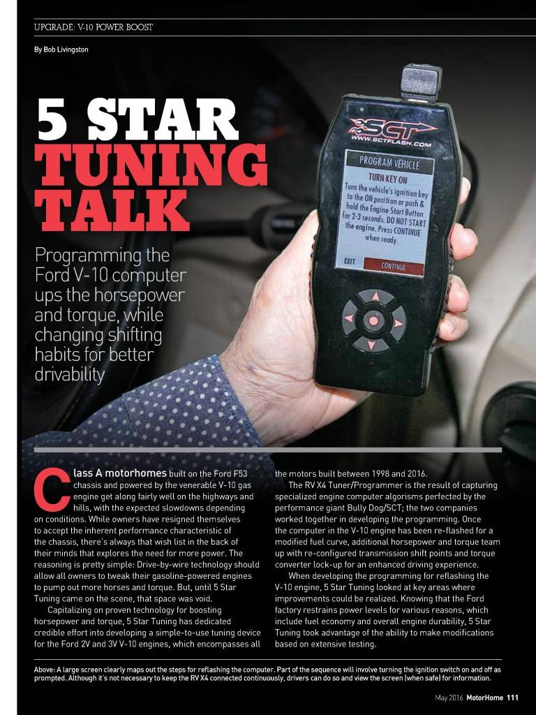 5 Star Tuning 1