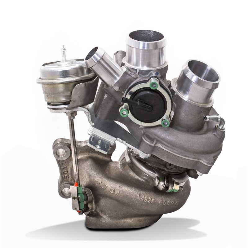 2011-2012 F150 3.5EB BD Diesel Right & Left Side W