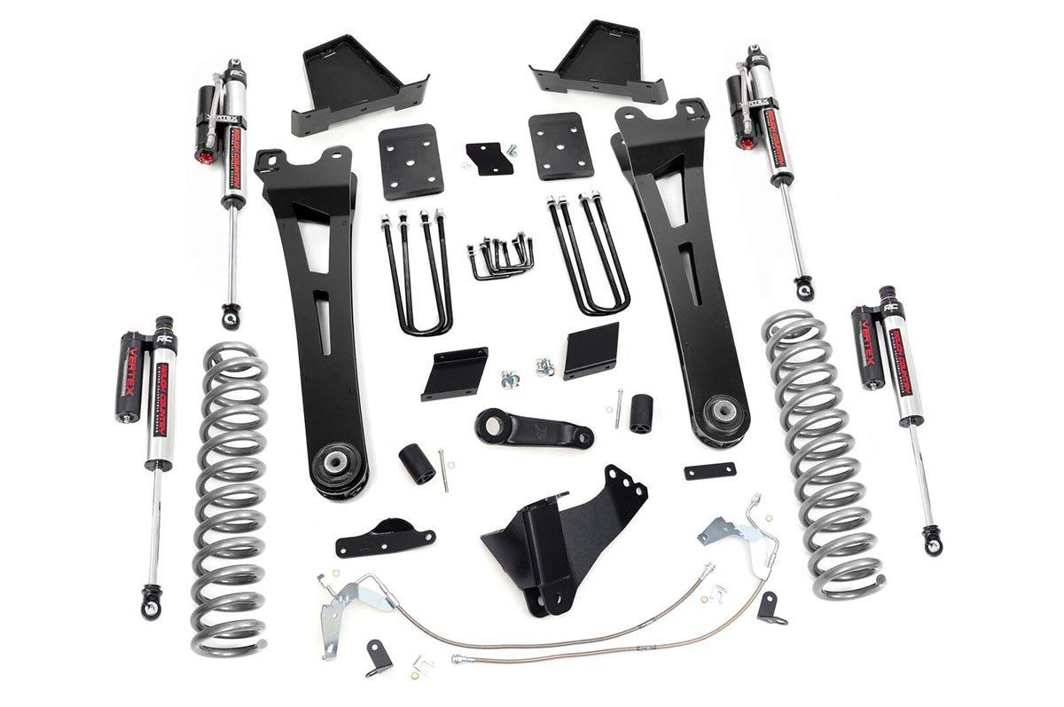 6in Ford Radius Arm Suspension Lift Kit | Vertex (15-16 F-250 | No  Overloads) 54350
