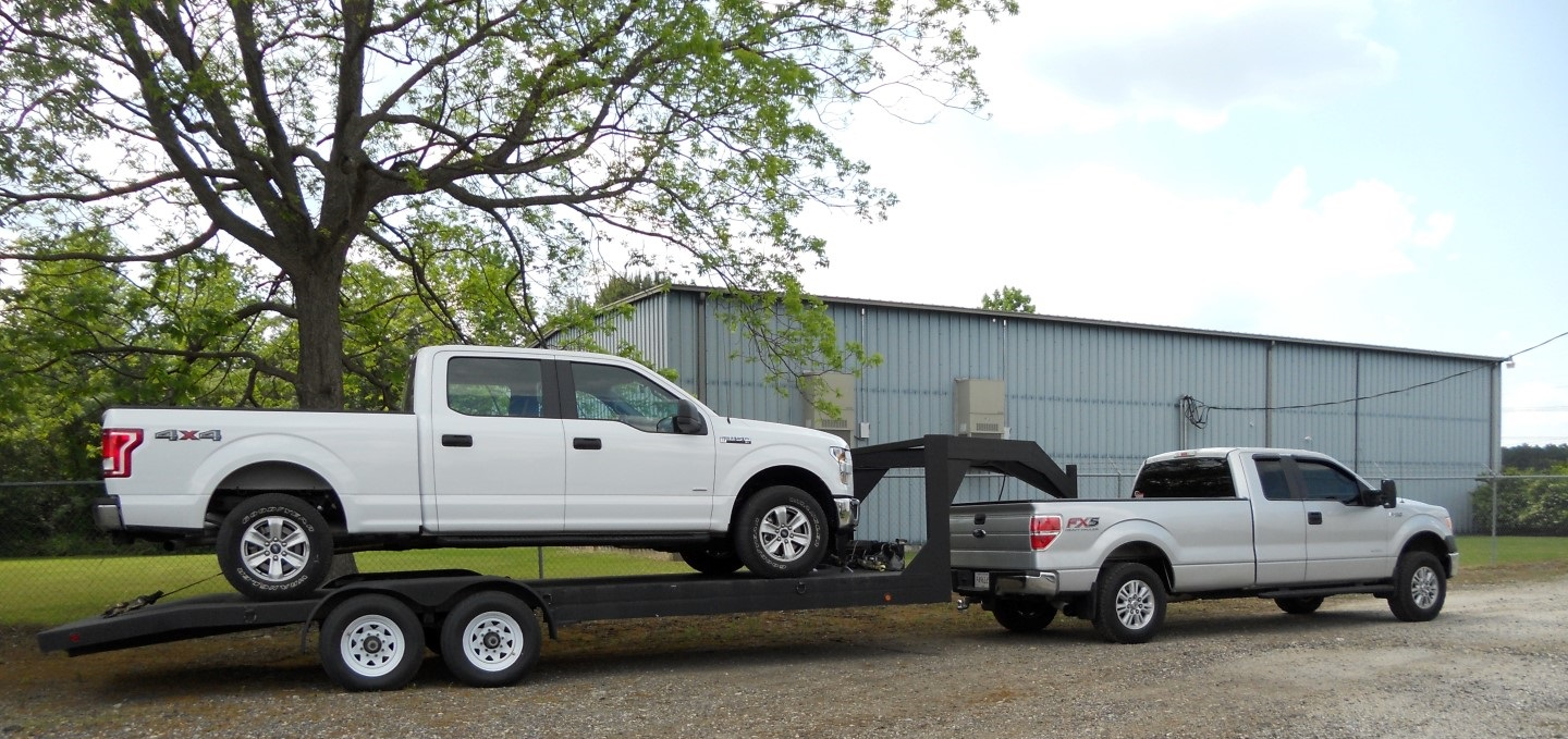 Vehicles With 5000 Lb Towing Capacity >> Trailer On with 5 Star Tuning ! - 5 Star Tuning