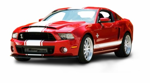2007-2009 Shelby GT500