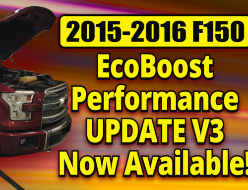 2015-2016 F150 3.5L EB Perf Version 3 Update