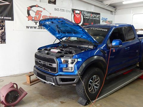 2017 Raptor and F150 Tuning Progress - 5 Star Tuning