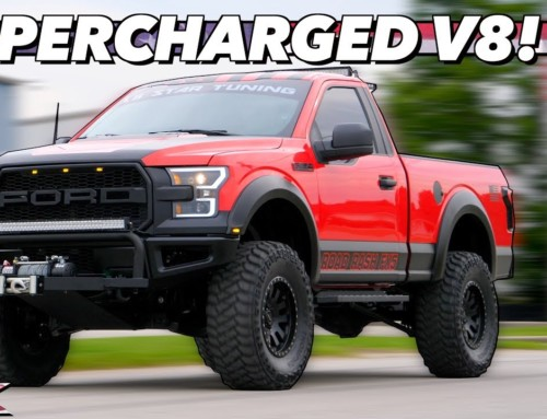 Here's the All American 720 HP Supercharged V8 Monster F-150 Ford Won't Build! (Video)