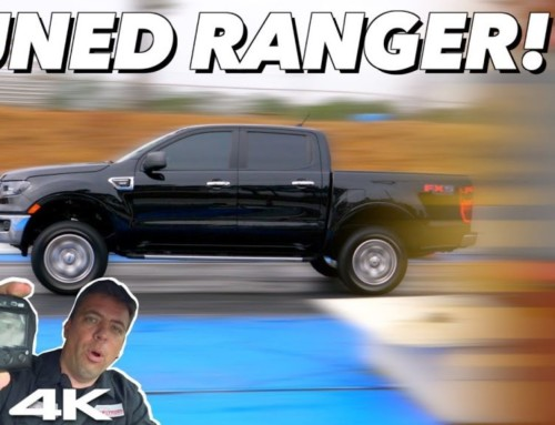 2019 Ford Ranger 2.3L EcoBoost tuned by 5 Star Tuning & Tested by TFL (The Fast Lane Truck)
