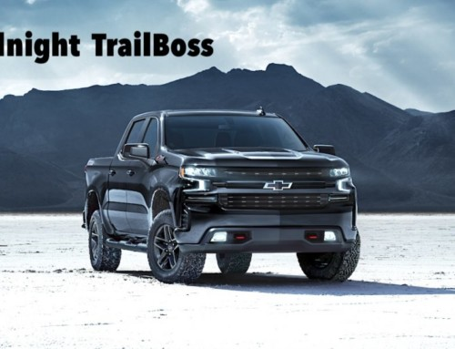 2020 Chevy Silverado 1500 Trail Boss Midnight and Rally Editions Further Expand the Lineup (News)