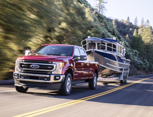 2020 Ford Super Duty Can Tow a Staggering 37,000 Lbs – Here Are All the Diesel Specs
