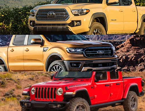 [Updated] Not Good: Toyota Tacoma and All Midsize Truck Q1 2020 Sales Are Down (Report)