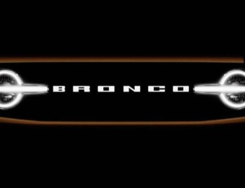 FORD BRONCO TEASED ONCE AGAIN, REVEALS 'BUILT WILD' TAGLINE