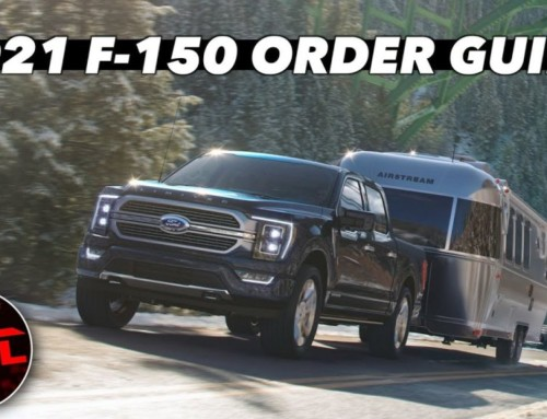 2021 Ford F-150 Order Guide Shows All Options and Configurations (News)