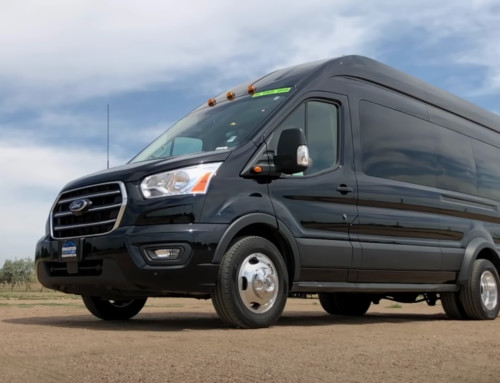 2020 Ford Transit XLT 350HD AWD Van Is a Speedy Twin-Turbo People Mover (Video)