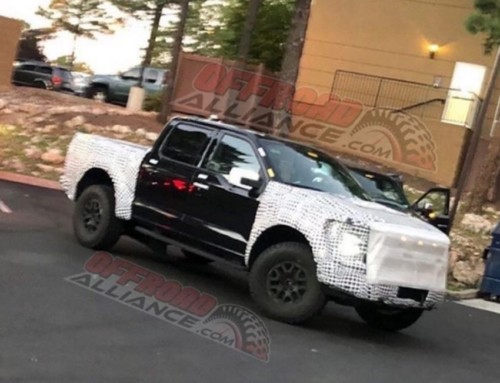 SPIED: 2021 Ford F-150 Raptor Caught In The Wild As Ram Readies Its TRX Launch