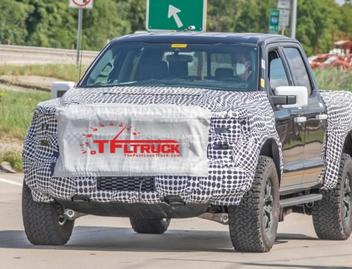 Spied: New 2021 Ford F-150 Raptor Spy Shots Reveal Design And Suspension Overhaul