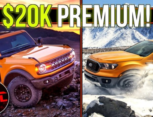 Which One to Buy – 2021 Ford Bronco or Ranger Truck? They Start at the Same Price, But … (Video)