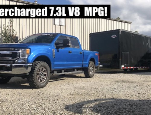What MPG Can the New Supercharged Ford Super Duty Get? You Asked, Here It Is!