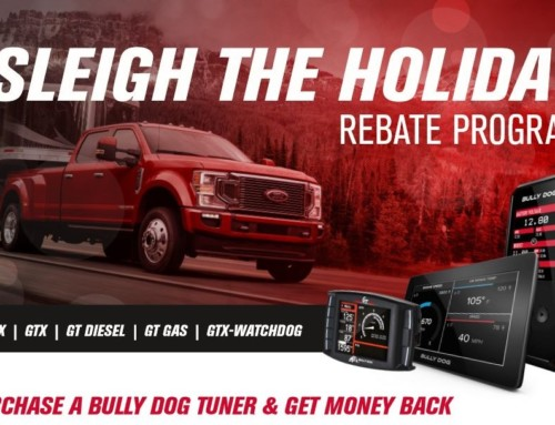 Bully Dog 2020 SLEIGH THE HOLIDAY PROMOTION! SAVE UNTIL THE YEAR'S END!