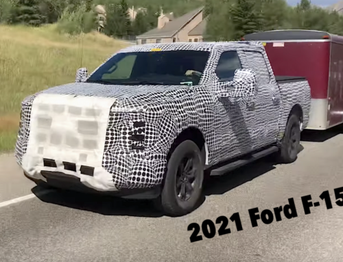 Are These the new 2021 Ford F-150 Exterior Colors?