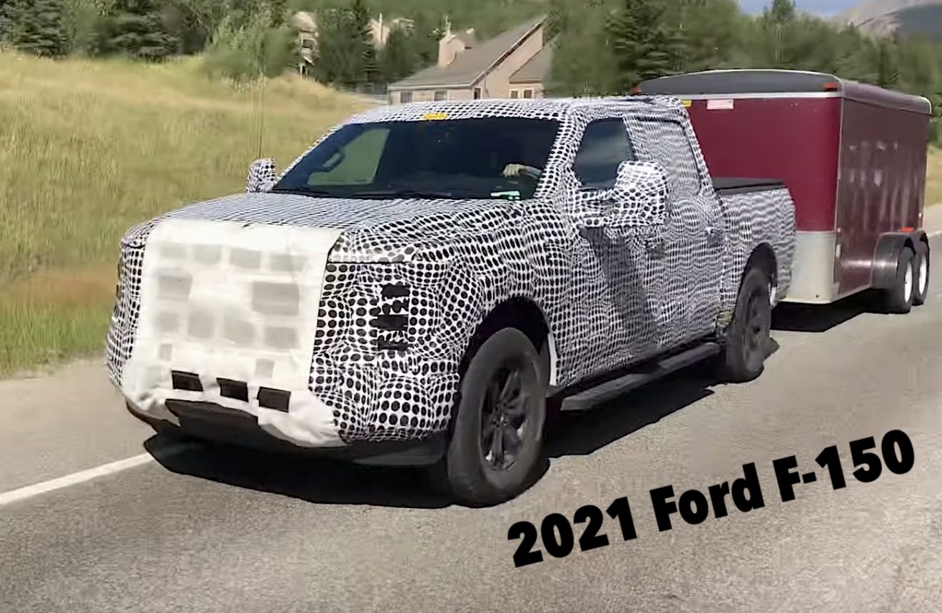 Are These the new 2021 Ford F-150 Exterior Colors? - 5 ...