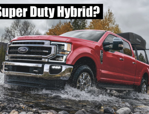 Op/Ed: Should There Be a Ford Super Duty Hybrid?
