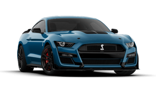 2020+ Mustang Shelby GT500