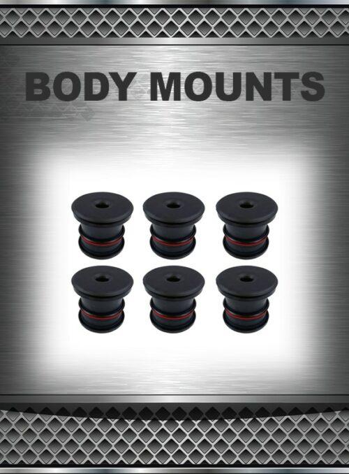 2004-2007 Super Duty 6.0L Body Mounts