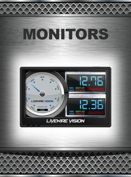 2021+ F150 5.0L Monitors