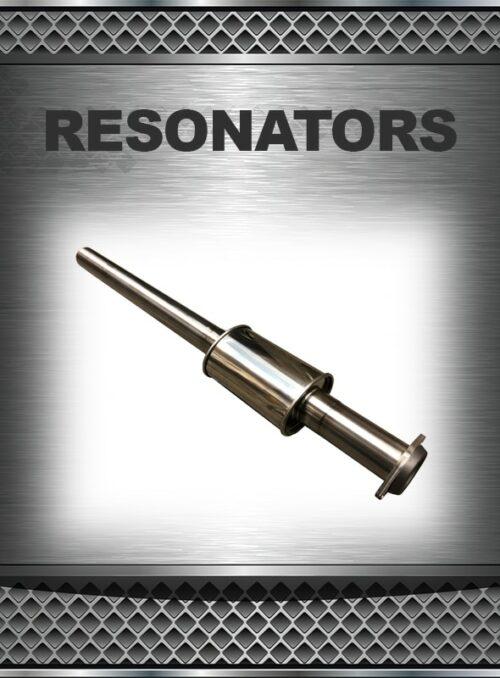 2011-2014 F150 3.5L Ecoboost Exhaust Resonators