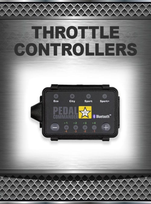 2021+ F150 5.0L Throttle Controllers