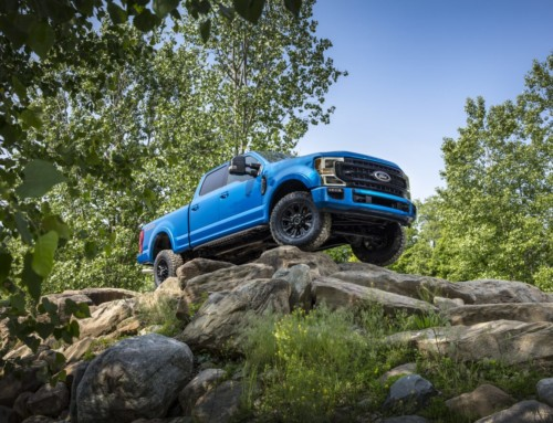 2020 Ford Super Duty Tremor Arrives to Challenge the Ram Power Wagon to the HD Off-Road Crown