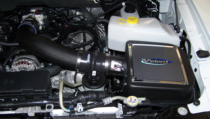 Volant Cold Air Intake >> 2010 Ford F 150 Raptor 6 2l Volant Powercore Cold Air Intake 191626