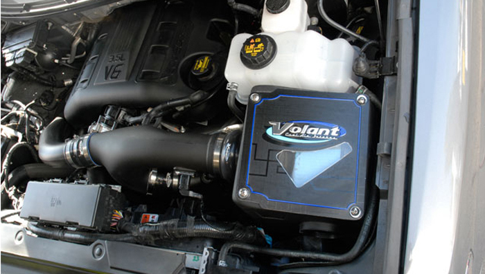Volant Cold Air Intake >> 2011 F150 3 5l Ecoboost Volant Powercore Cold Air Intake Kit 195356