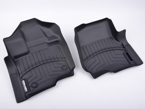 2019 Ranger Weathertech Digitalfit Front Floor Mats Black