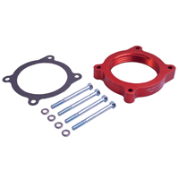 "6.2L FORD /""HELIX/"" Throttle Body Spacer 2011-2015 Ford F150//Mustang GT 5.0L"