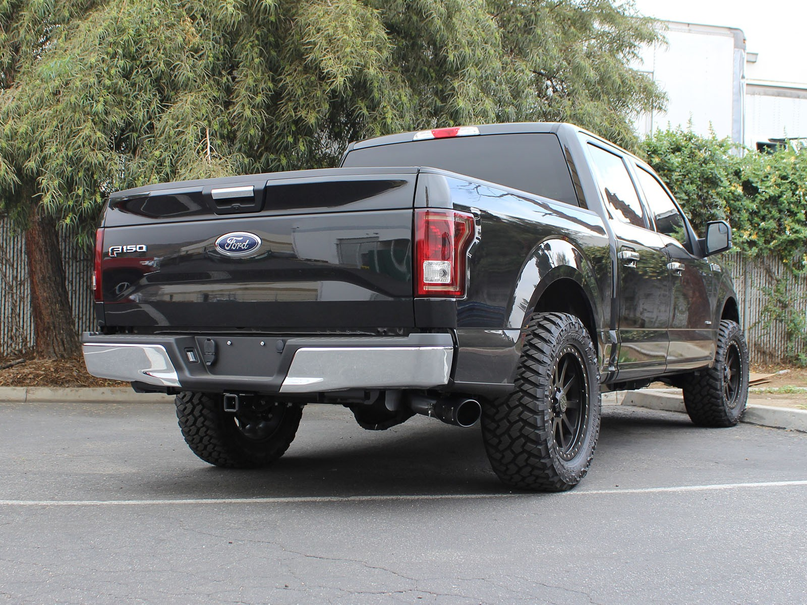 "2010 F150 Custom >> 2015-2018 F150 5.0L aFe Mach Force XP 3"" Cat-Back Exhaust Kit (Polished Tip) 49-43073-P - 5 Star ..."