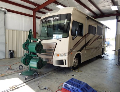 2016 RV  Dyno Graphs are IN!  6 speed Transmission