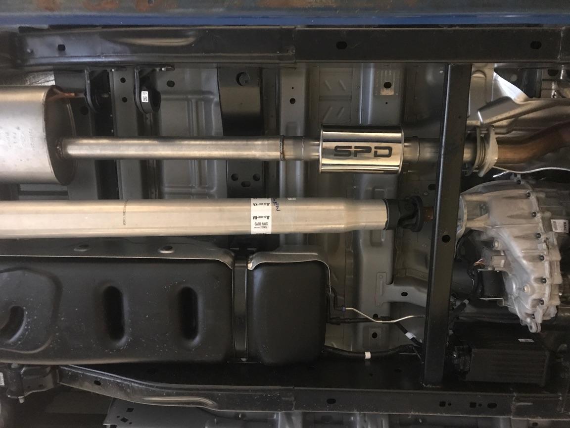 Resonator Delete Pipe Standard Length Rdp  Ef    Ef
