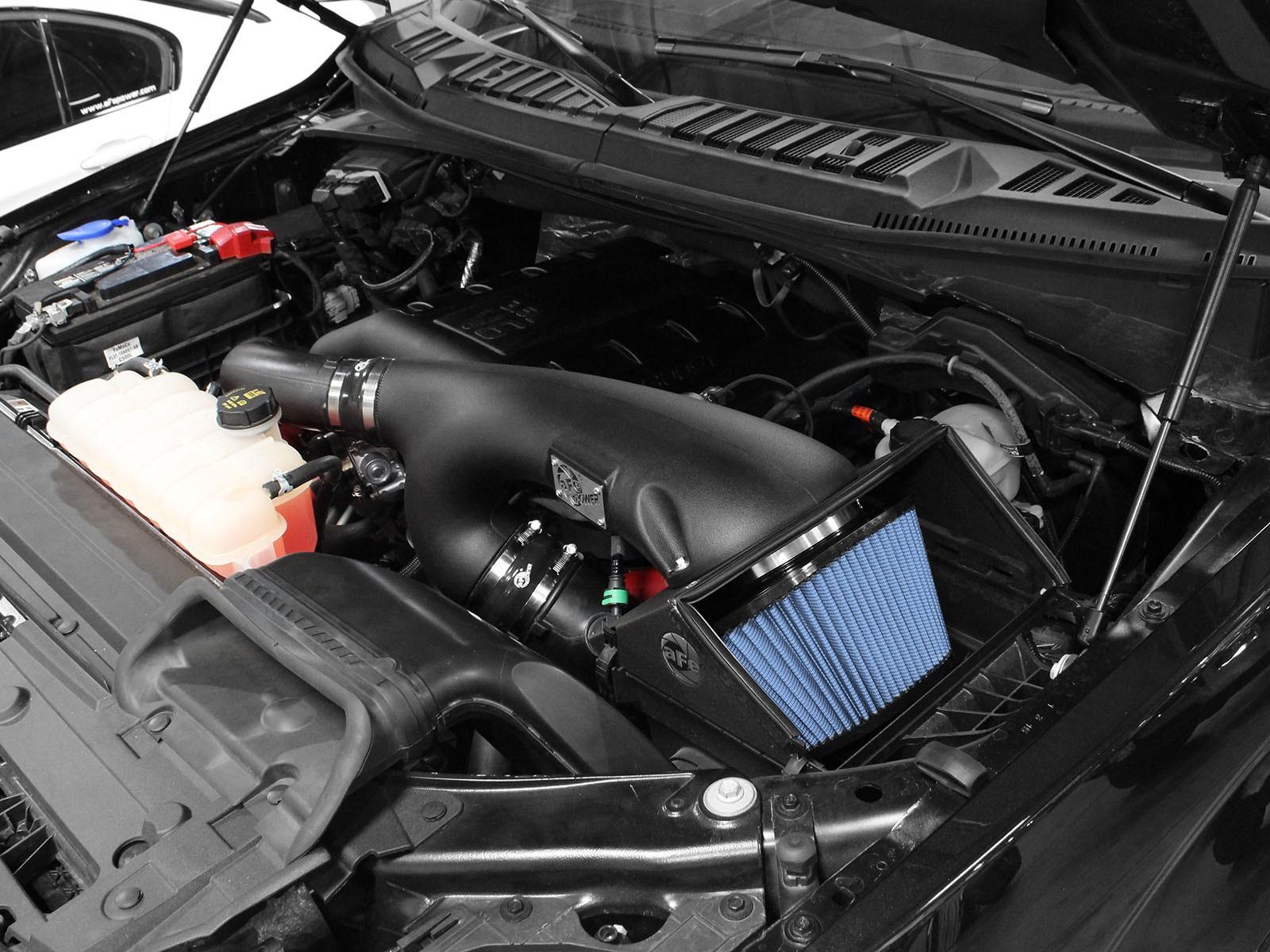 2015 2017 F150 2 7L 2015 2016 3 5L EcoBoost aFe Magnum FORCE Pro