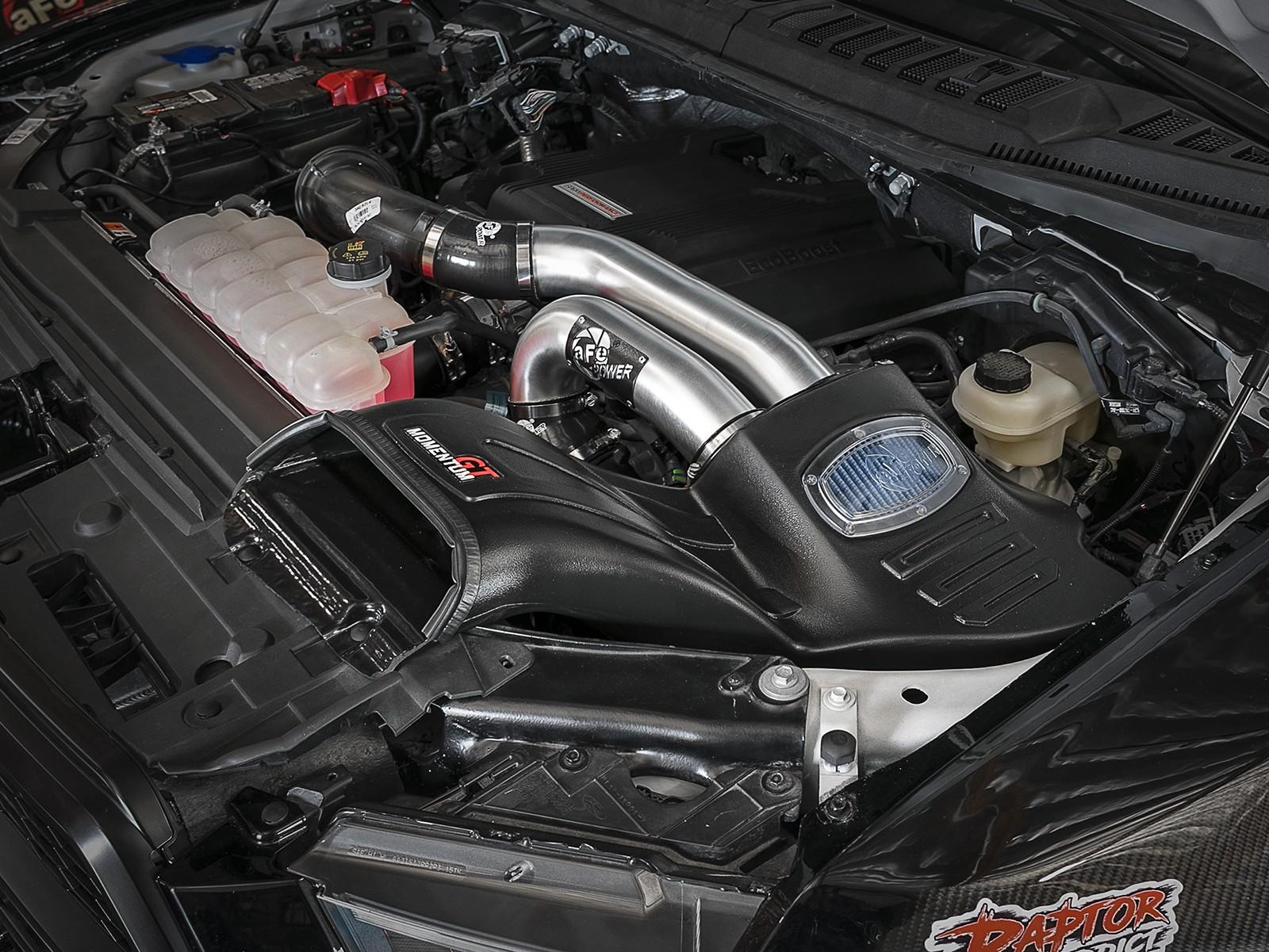 2017 2018 Raptor 3 5L EcoBoost aFe Momentum XP Pro 5R Cold Air