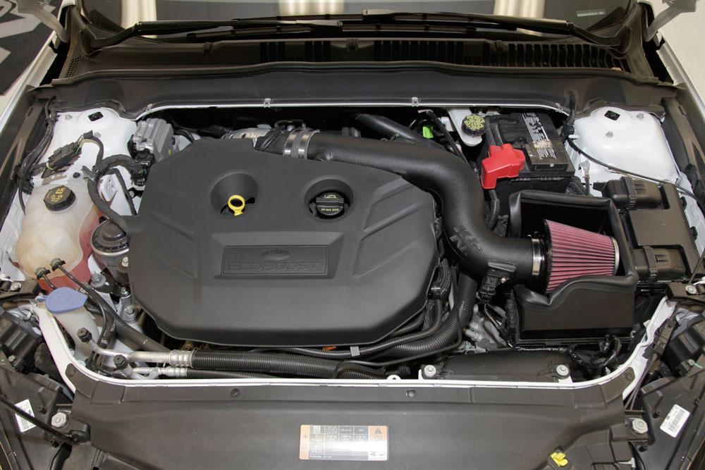 Fusion 2 0l Ecoboost K N 63 Series Cold Air Intake 2585