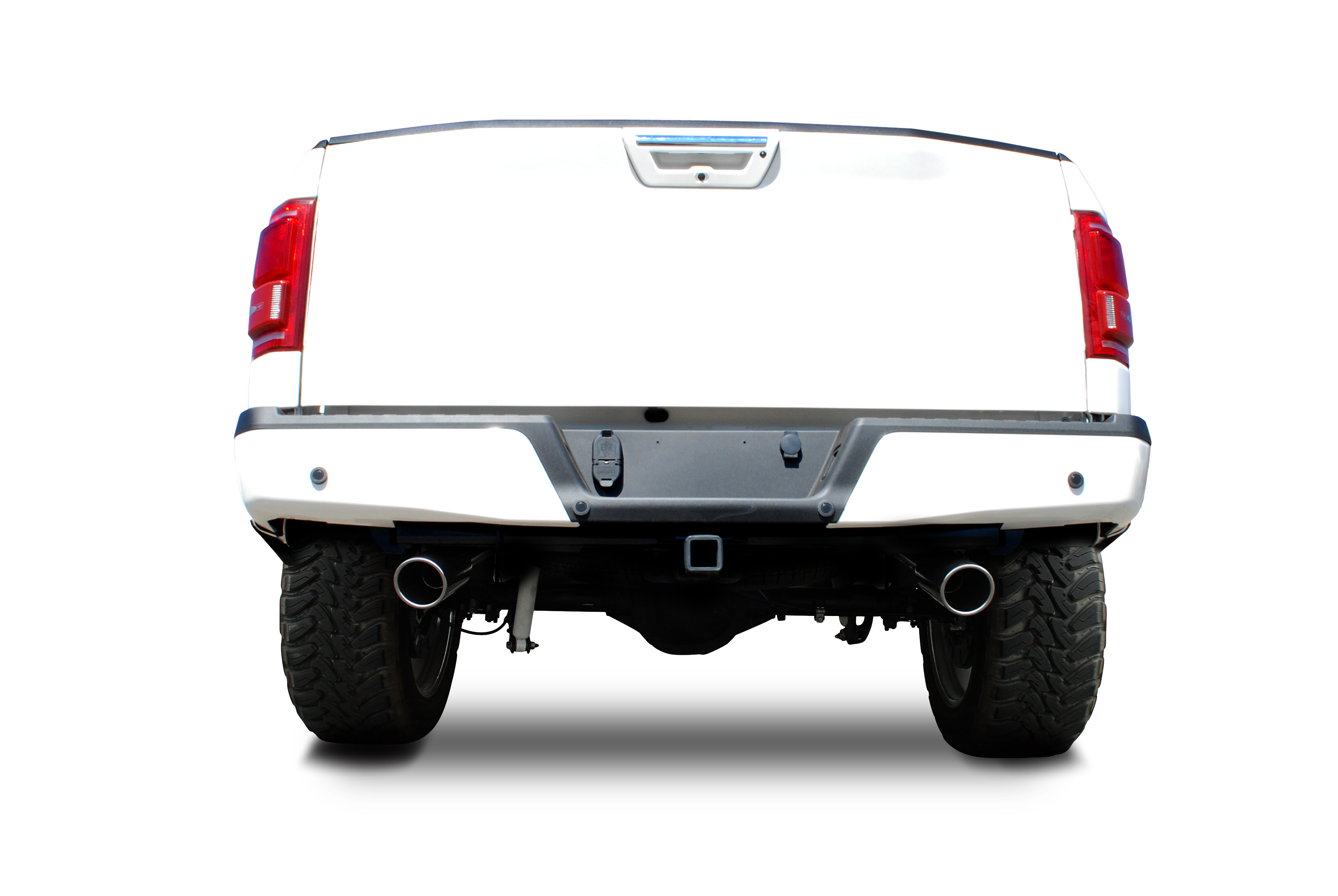 2015-2019 F150 5 0L Gibson Cat-Back Performance Exhaust System, Super Crew,  Short Bed 5 5