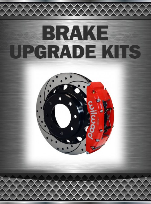 2011-2014 F150 3.7L Brake Upgrades & Kits