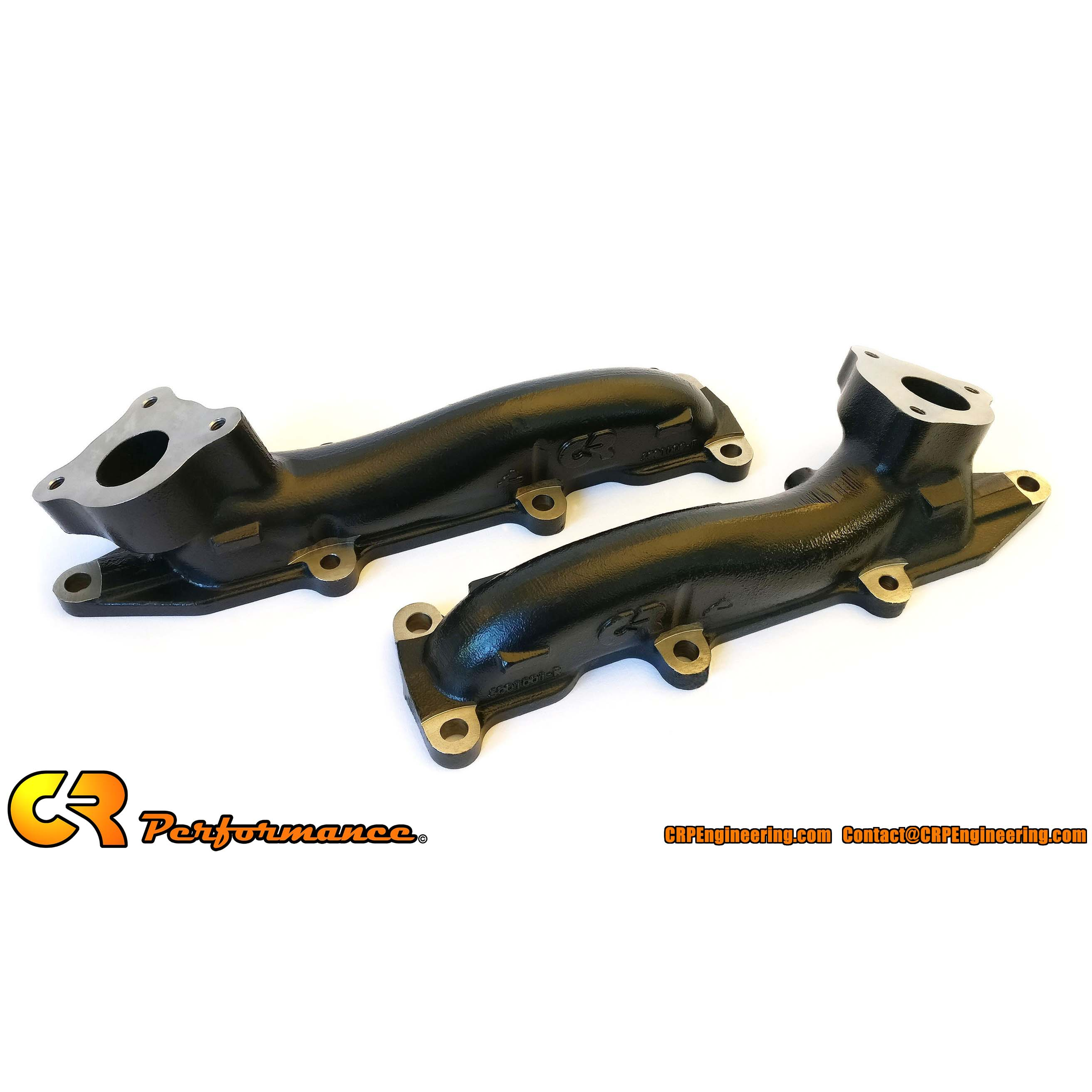 5.4 Ford F150 Expedition 2008 2009 2010 2011 New Exhaust Manifold Set