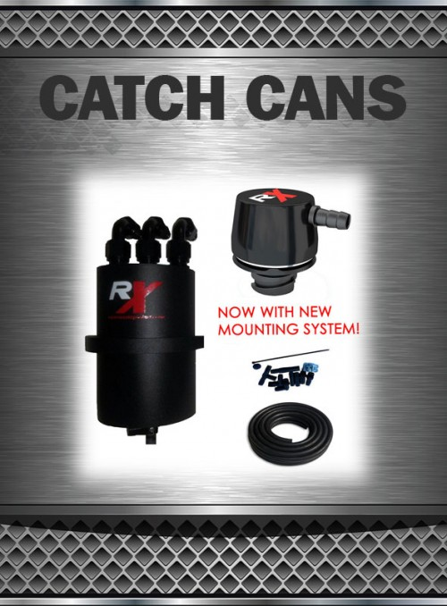 2017-2019 F150 3.5L EB Raptor Catch Cans