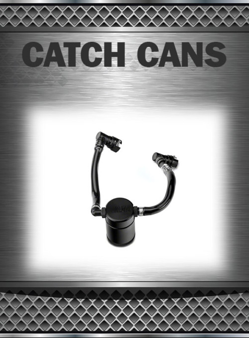 2016-2018 Focus RS 2.3L EB Catch Cans