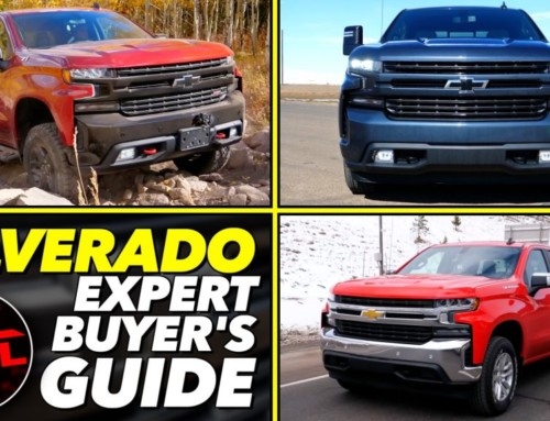 Is It the Best Time to Buy a Truck? New Chevy Silverado Expert Buyer's Guide Is Here to Help (Video)