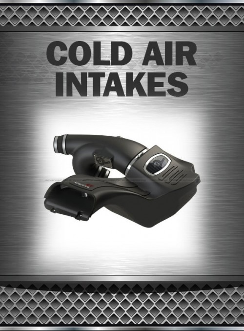 Jeep 2012-2018 JK Cold Air Intakes
