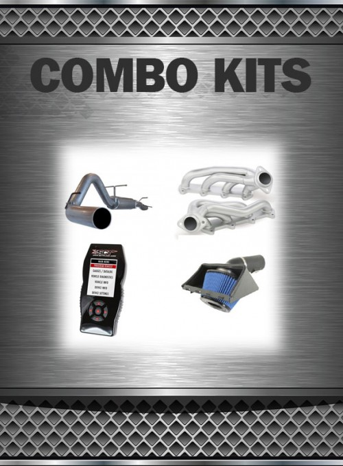2017-2018 Super Duty 6.2L Combo Kits