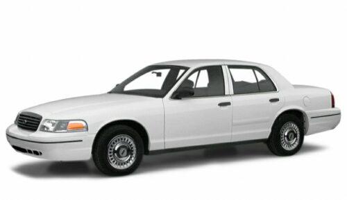 1998-2011 Crown Victoria 4.6L